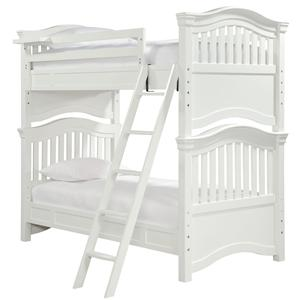 Morris Home Furnishings Sherwood Twin Bunk Bed