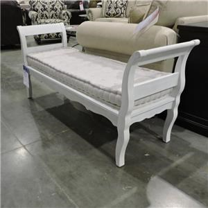 Smartstuff Clearance End Bench