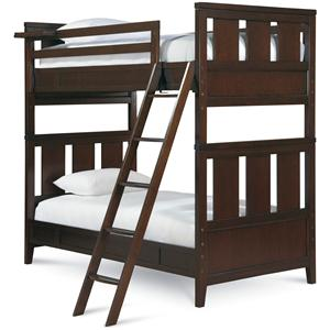 Smartstuff Freestyle Twin Bunk Bed