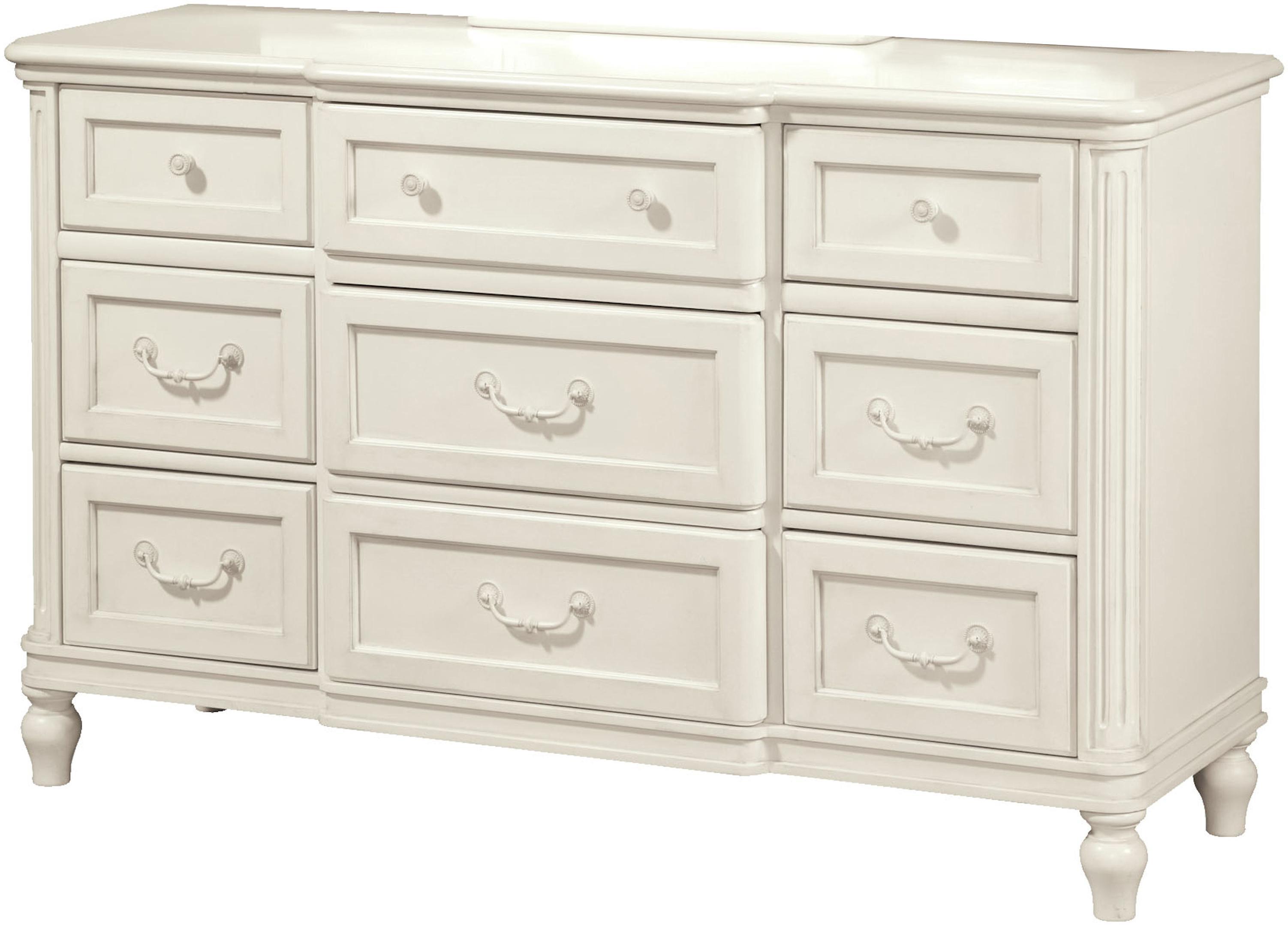 Smartstuff Gabriella Drawer Dresser - Item Number: 136A002