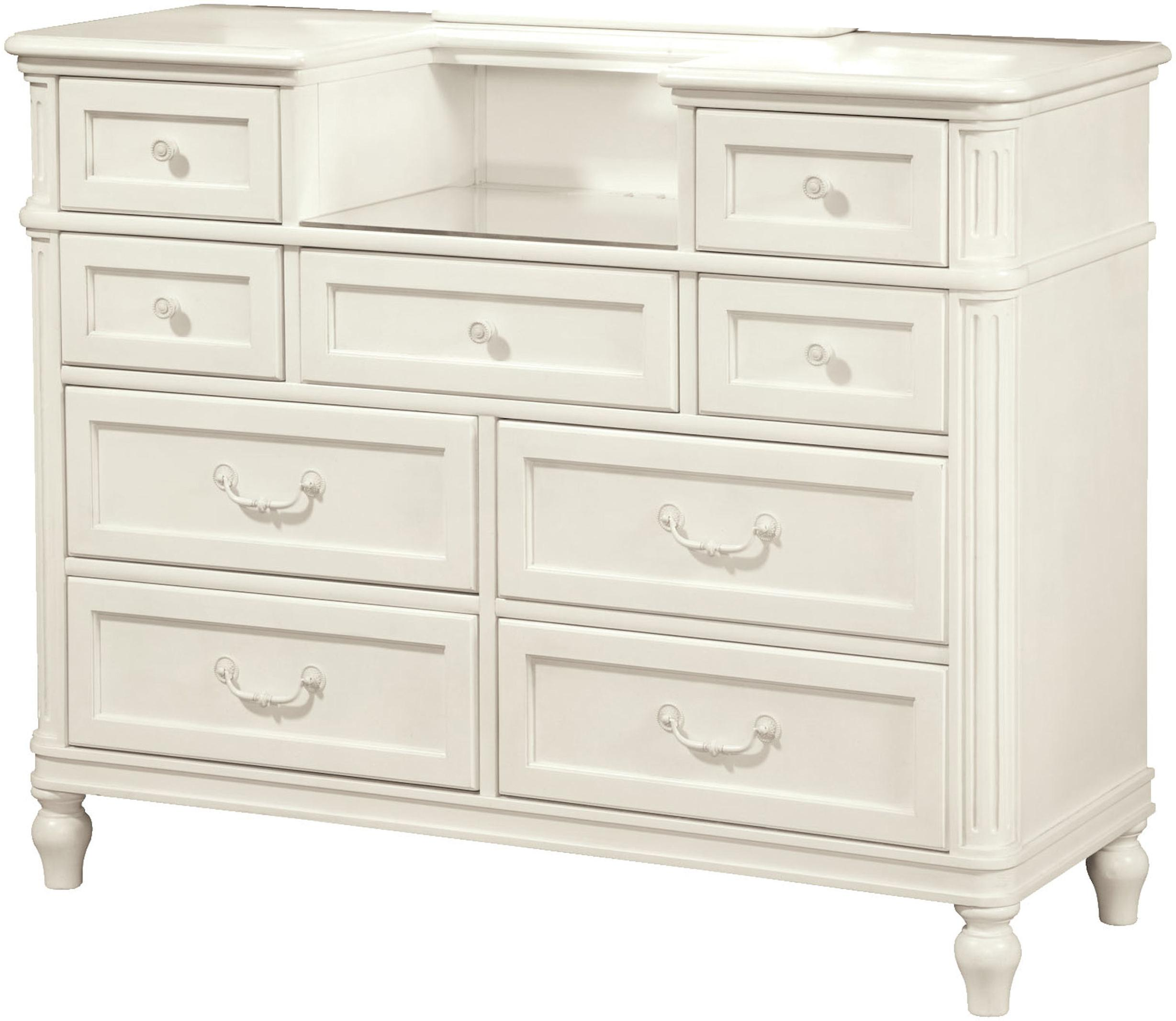 Morris Home Furnishings Greenville Greenville 9 Drawer Chest - Item Number: 136A004