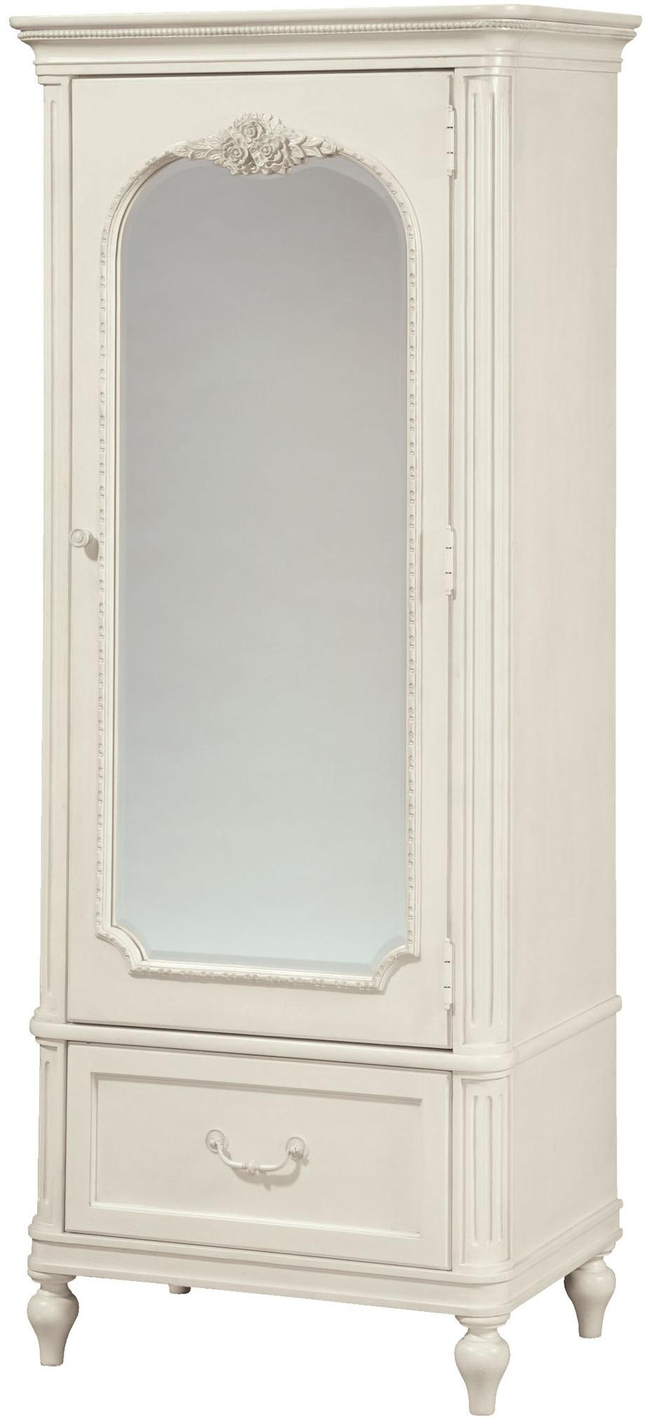 Morris Home Furnishings Greenville Greenville Armoire - Item Number: 136A014