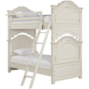 Morris Home Furnishings Greenville Bunk Bed