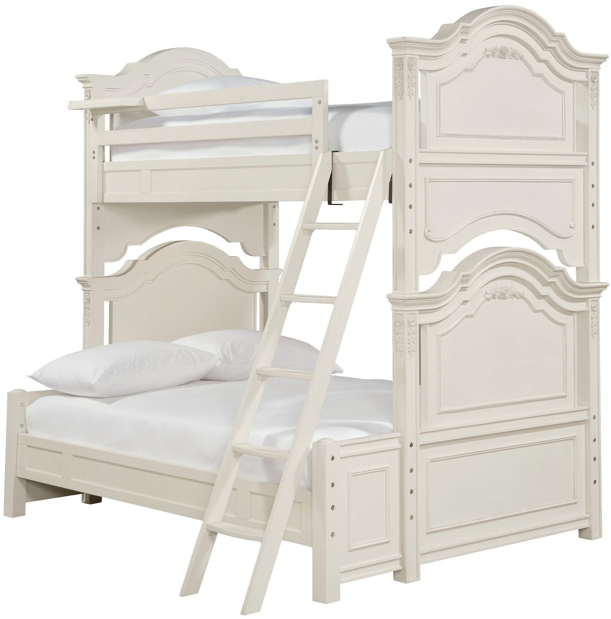 Smartstuff Gabriella Twin Over Full Bunk Bed - Item Number: 136A590
