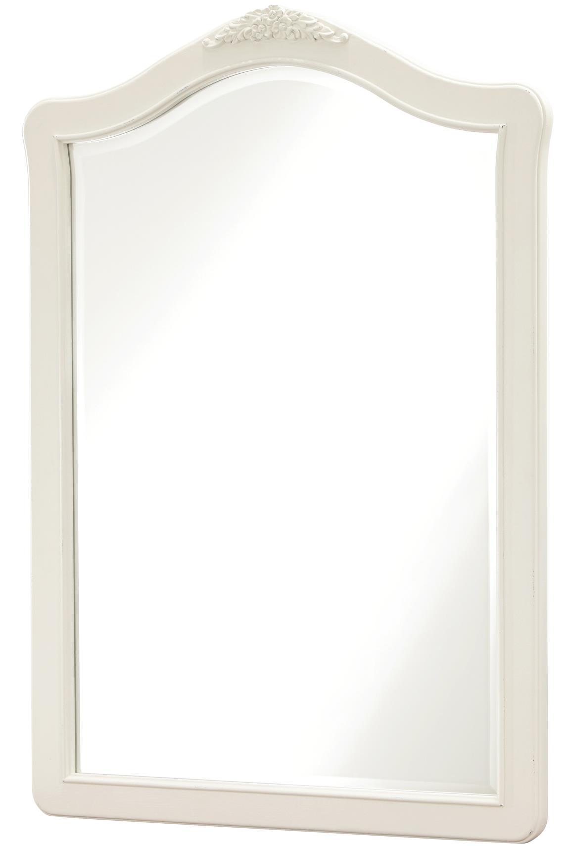 Morris Home Penelope Penelope Mademoiselle Vertical Mirror - Item Number: 434A031