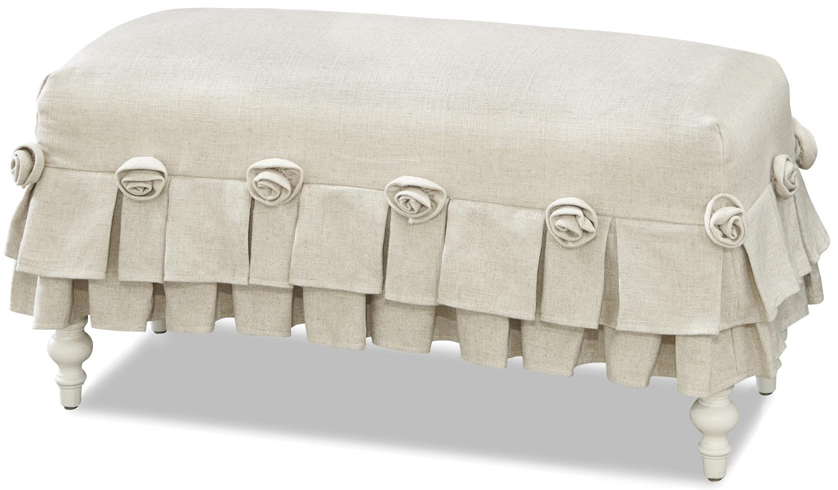 Smartstuff Genevieve Bed Bench - Item Number: 434A080