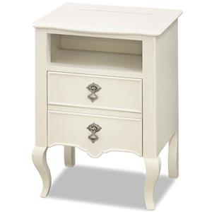 Morris Home Furnishings Penelope Penelope Nightstand