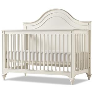 Smartstuff Genevieve Convertible Crib with Toddler Rail