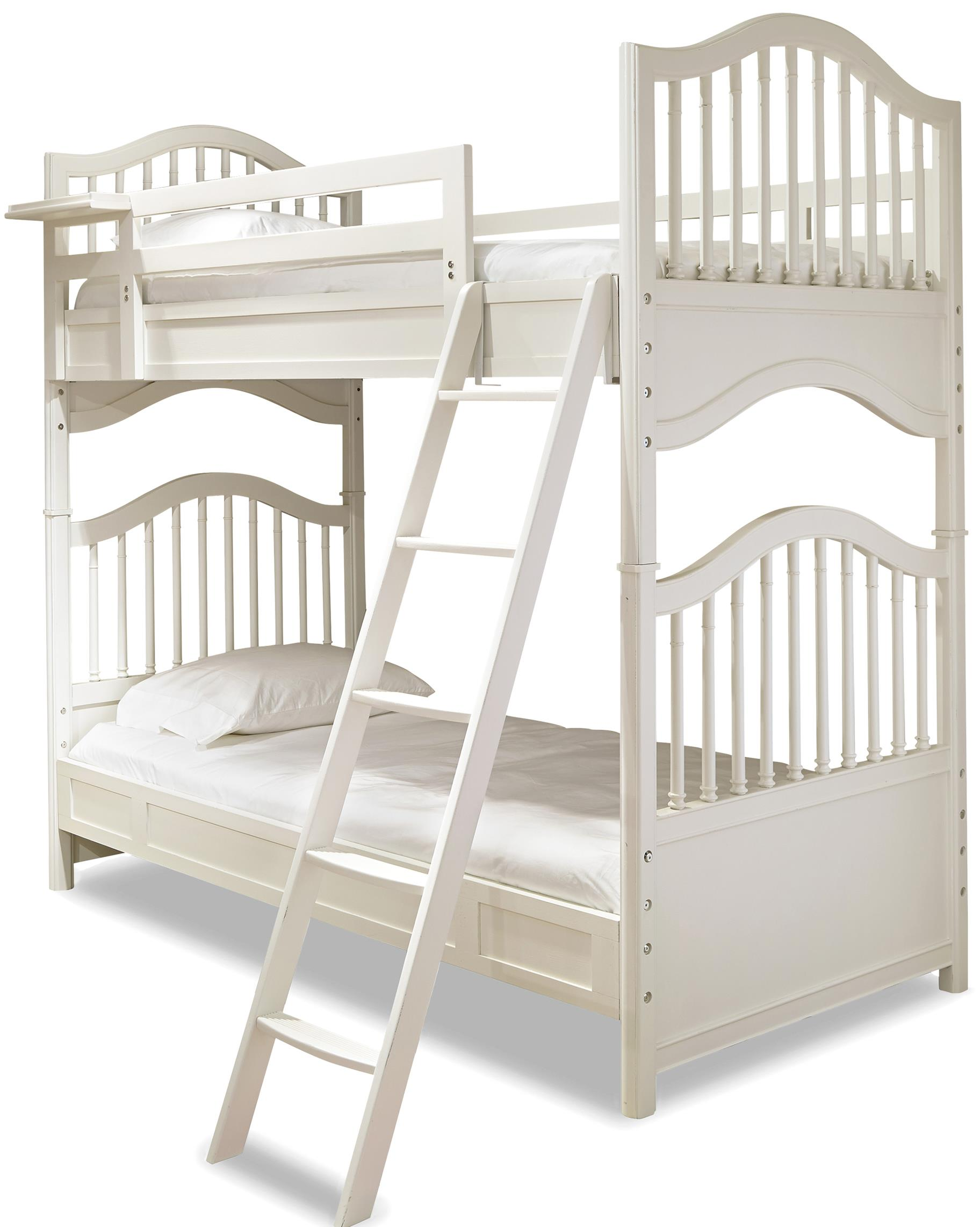 Smartstuff Genevieve Twin Bunk Bed - Item Number: 434A530