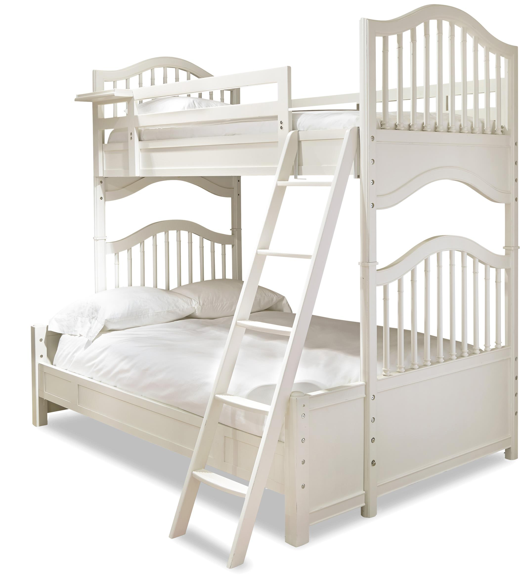 Smartstuff Genevieve Twin Over Full Bunk - Item Number: 434A590