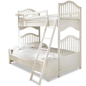 Universal Kids Smartstuff Genevieve Twin Over Full Bunk
