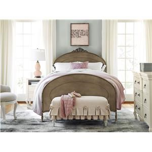 Morris Home Furnishings Penelope Penelope Twin Bed
