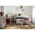 Smartstuff Modern Spirit Queen Bedroom Group - Item Number: 8361 Q Bedroom Group 1