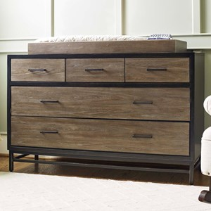 Morris Home Torrance Dresser with Changing Station