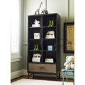 Morris Home Furnishings Torrance Bookcase with 3 Shelves