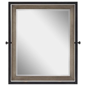 Morris Home Furnishings Torrance Tilt Mirror