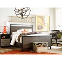 Morris Home Furnishings Torrance Full Panel Bed