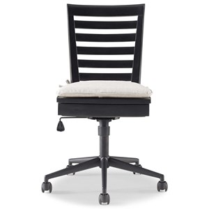 Morris Home Torrance Swivel Desk Chair
