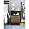 Smartstuff #myRoom Nightstand with Power Outlet