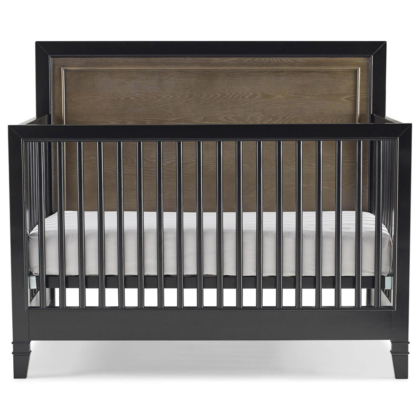 Smartstuff MyRoom Two Tone Convertible Crib Toddler Bed