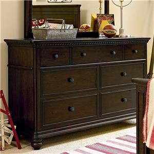 Morris Home Furnishings Pine Valley Pine Valley Dresser