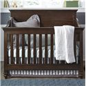 Morris Home Pine Valley Pine Valley Convertible Crib - Item Number: 2391310