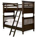Smartstuff Guys Twin Bunk Bed - Item Number: 2391530