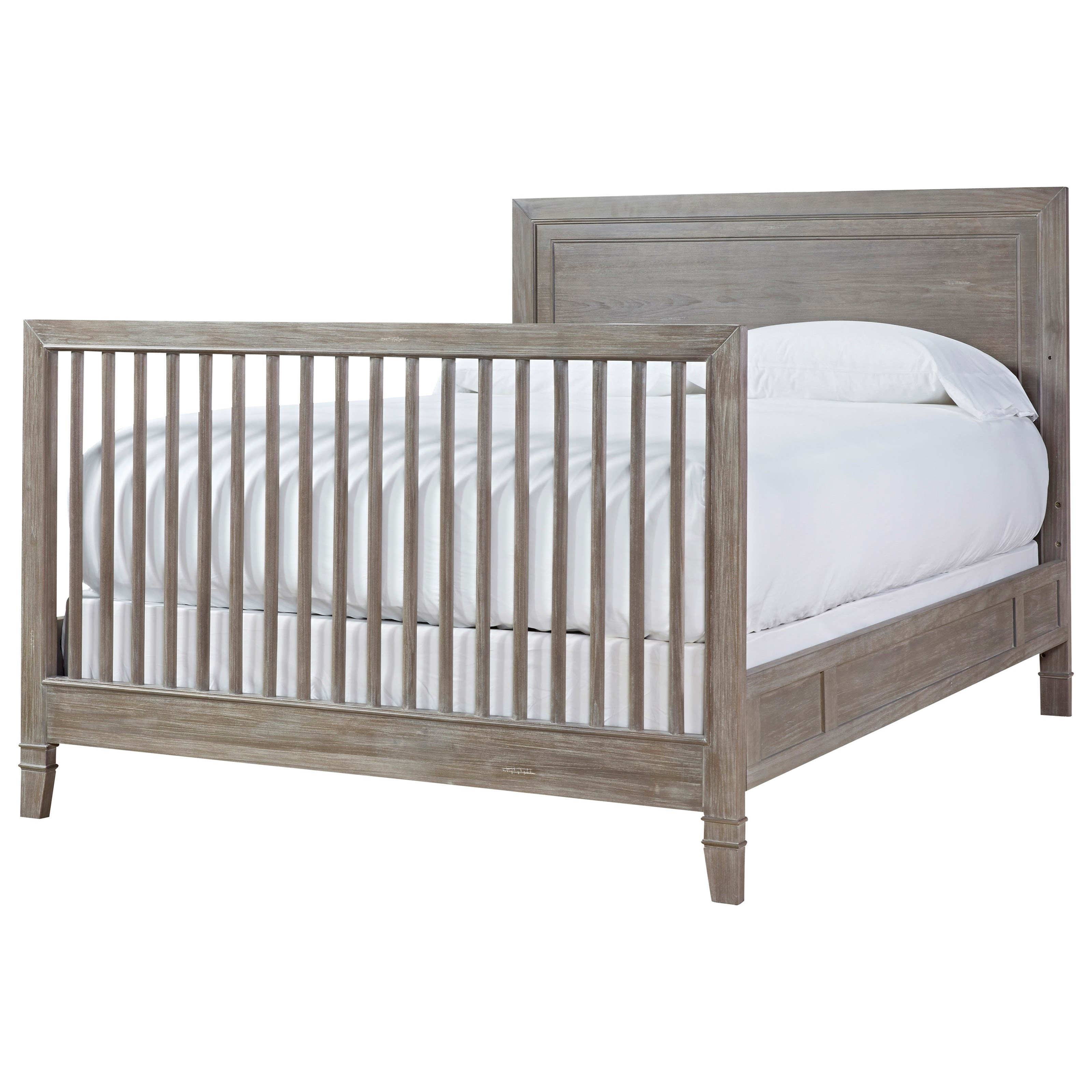 Smartstuff Scrimmage Casual Convertible Crib Toddler Bed