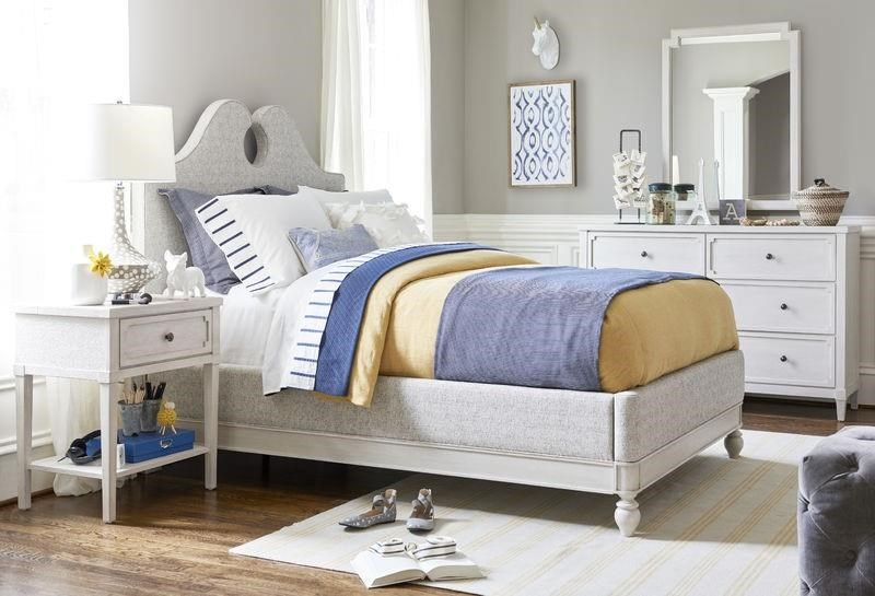 Serenity Serenity Twin Bed by Smartstuff at Morris Home