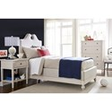 Smartstuff Serendipity Twin Upholstered Bedroom Group - Item Number: 7381 T Bedroom Group 1
