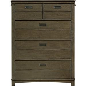 Morris Home Furnishings Varsity Drawer Chest
