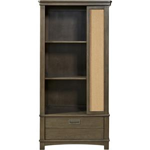 Morris Home Furnishings Varsity Bookcase