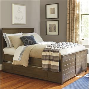Morris Home Furnishings Varsity Twin Reading Bed