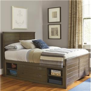Morris Home Furnishings Varsity Full Reading Bed