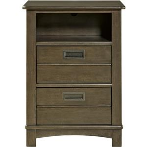 Morris Home Furnishings Varsity Nightstand