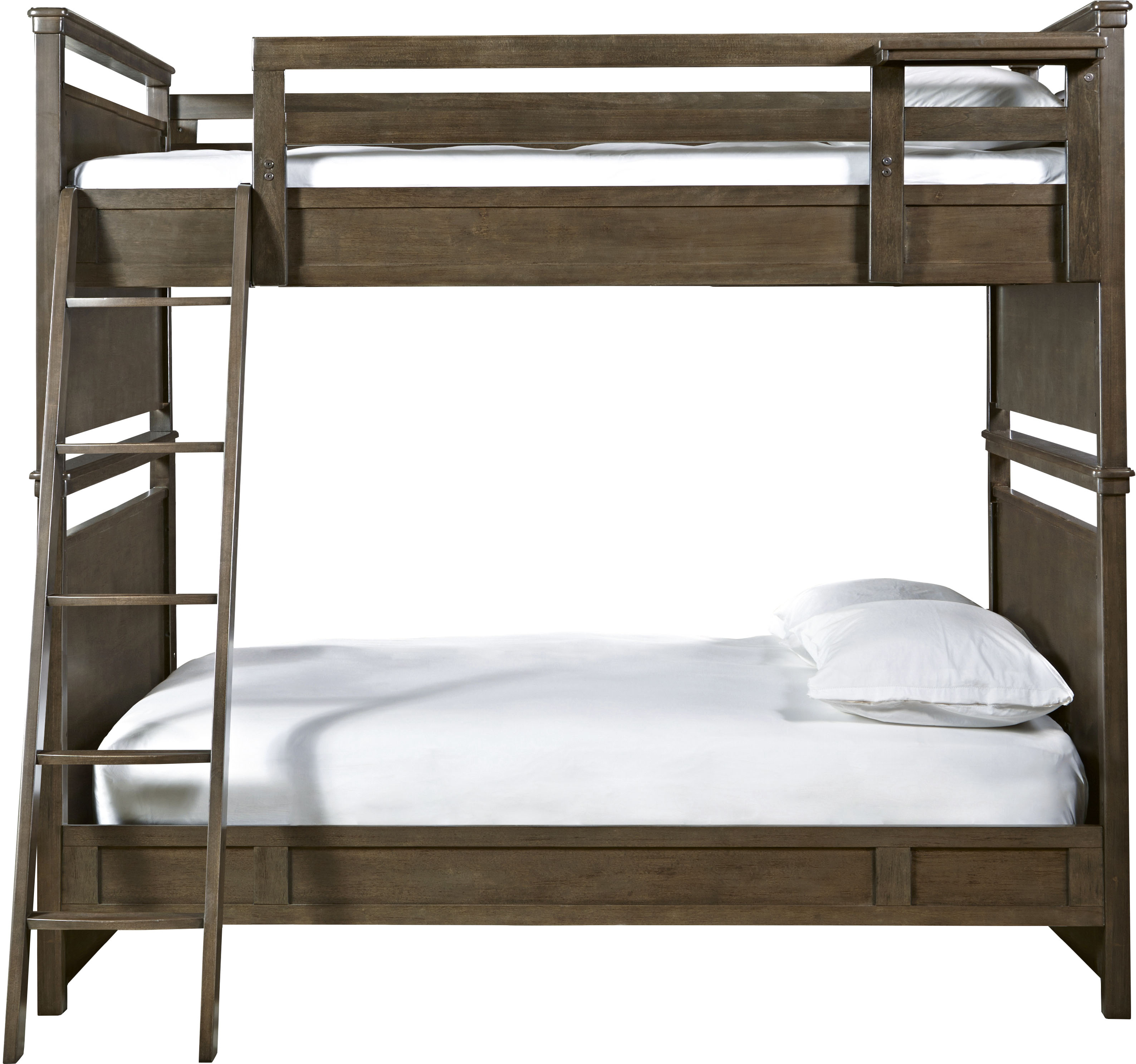 Smartstuff Varsity Full All American Bunk Bed With Ladder