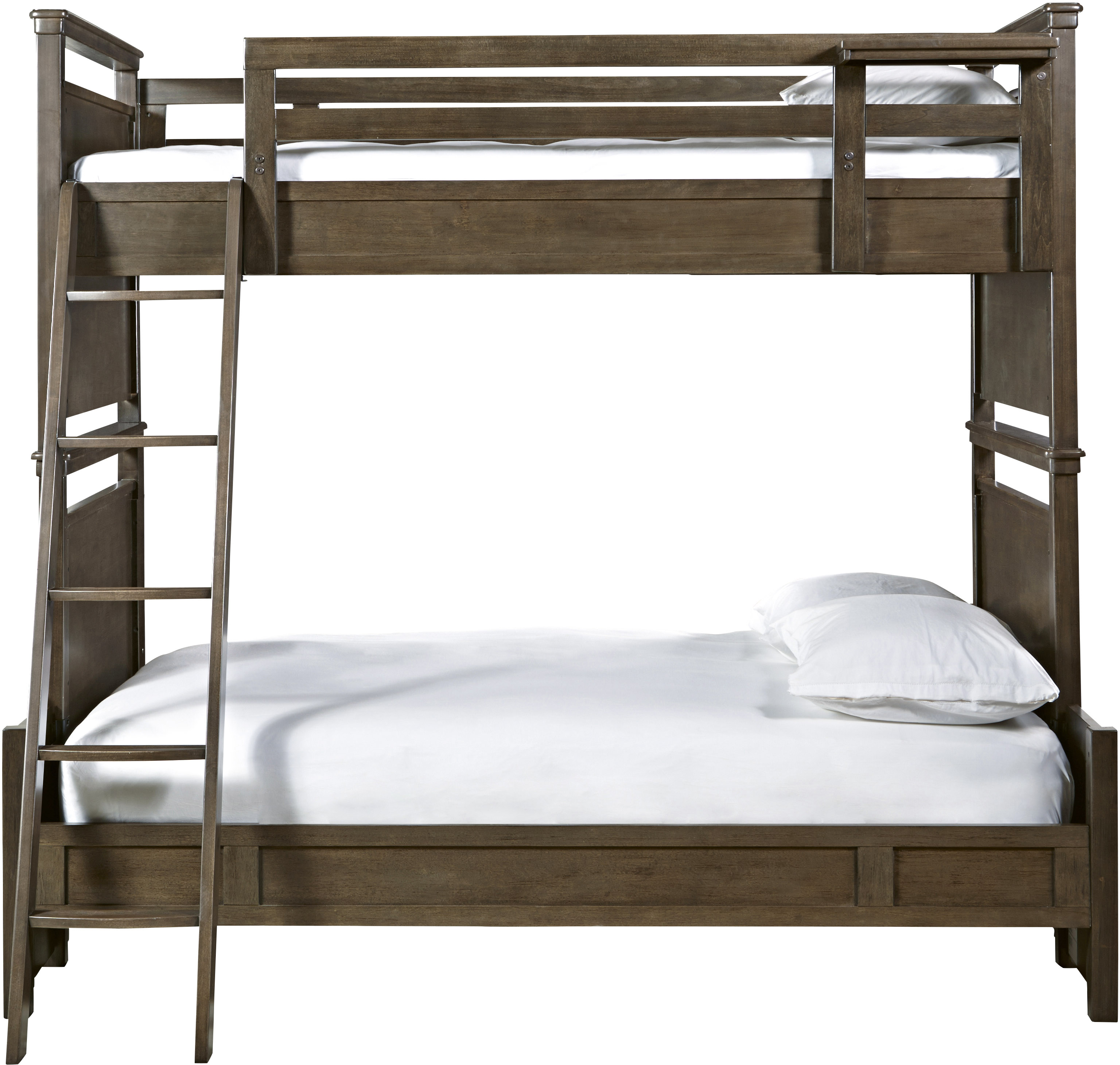 Smartstuff Varsity Twin Over Full All American Bunk Bed