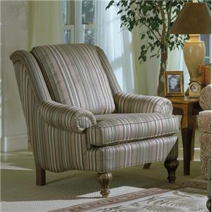 Smith Brothers 972 Upholstered Chair