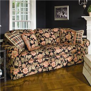 Smith Brothers 124 Stationary Sofa