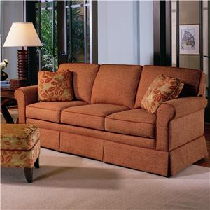 Smith Brothers 165 Stationary Sofa