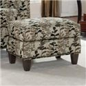 Smith Brothers 201 Style Group Ottoman - Item Number: 201-40