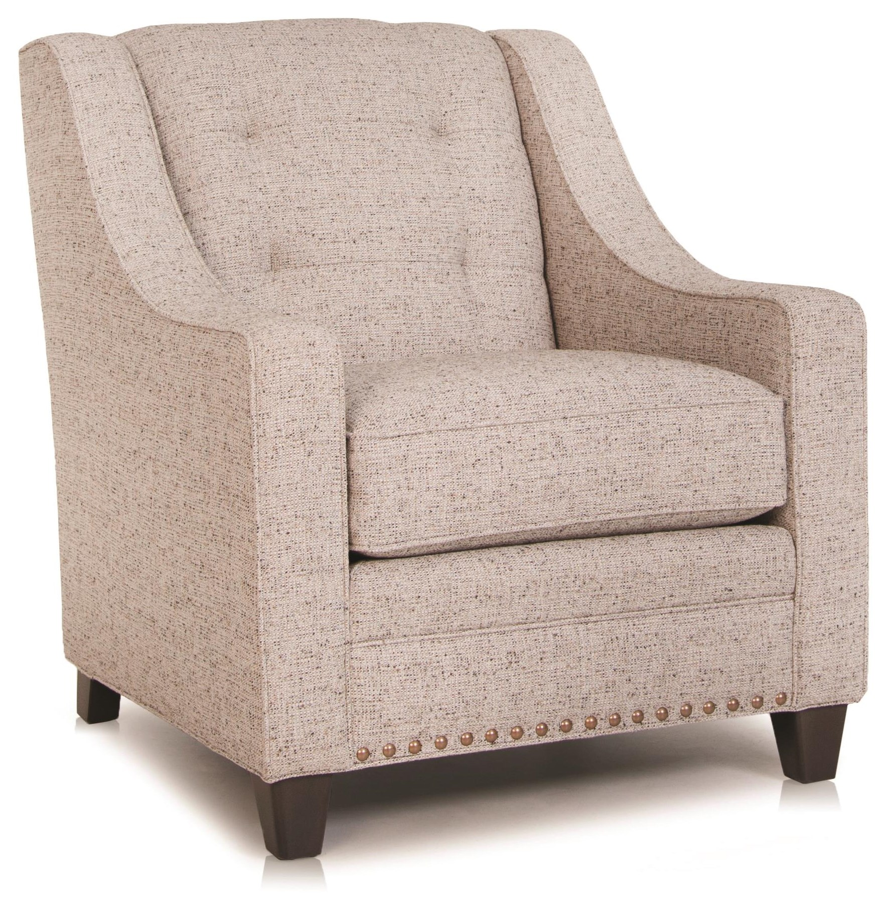 Amanda Chair by Smith Brothers at Crowley Furniture & Mattress