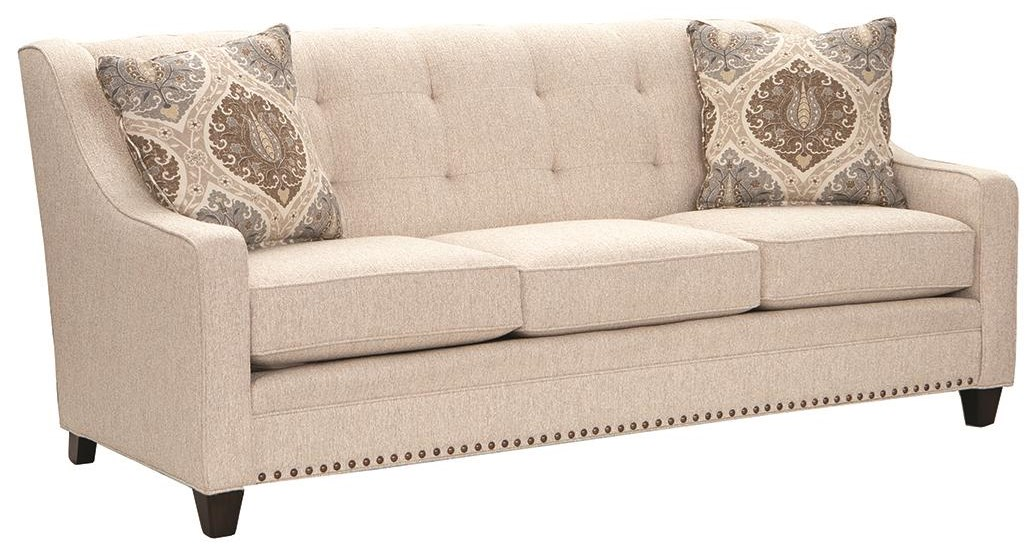 203  Sofa by Smith Brothers at Darvin Furniture