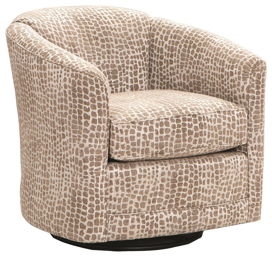 203  Swivel Chair by Smith Brothers at Darvin Furniture