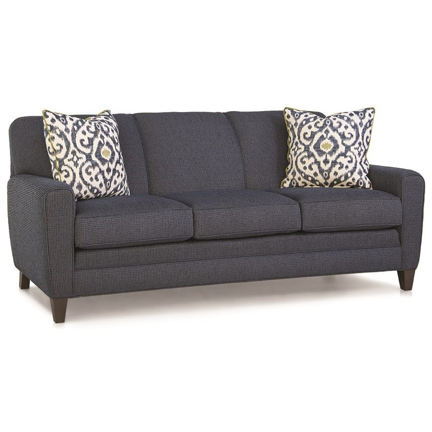 225 Sofa by Smith Brothers at Saugerties Furniture Mart