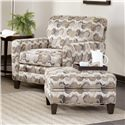 Smith Brothers 225 Chair & Ottoman Set - Item Number: 225-30+225-40-359304