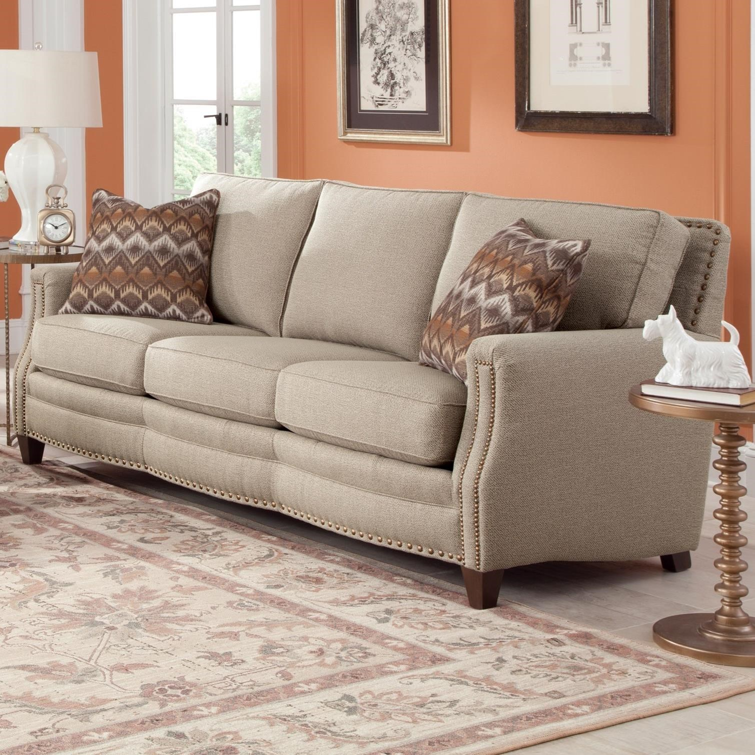 Smith Brothers 231 Sofa - Item Number: 231-10-372703