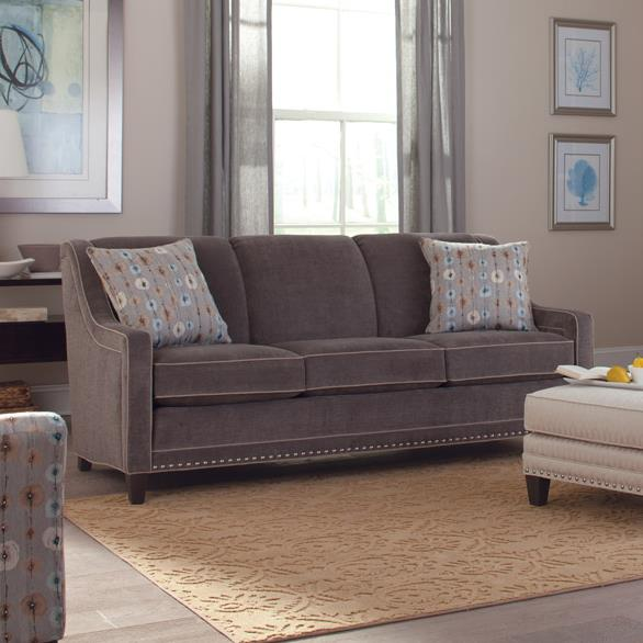Smith Brothers 233 Sofa - Item Number: 233-10-375114