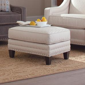 Smith Brothers 233 Ottoman
