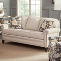 Smith Brothers 234 Mid-Size Sofa - Item Number: 234-11-377702